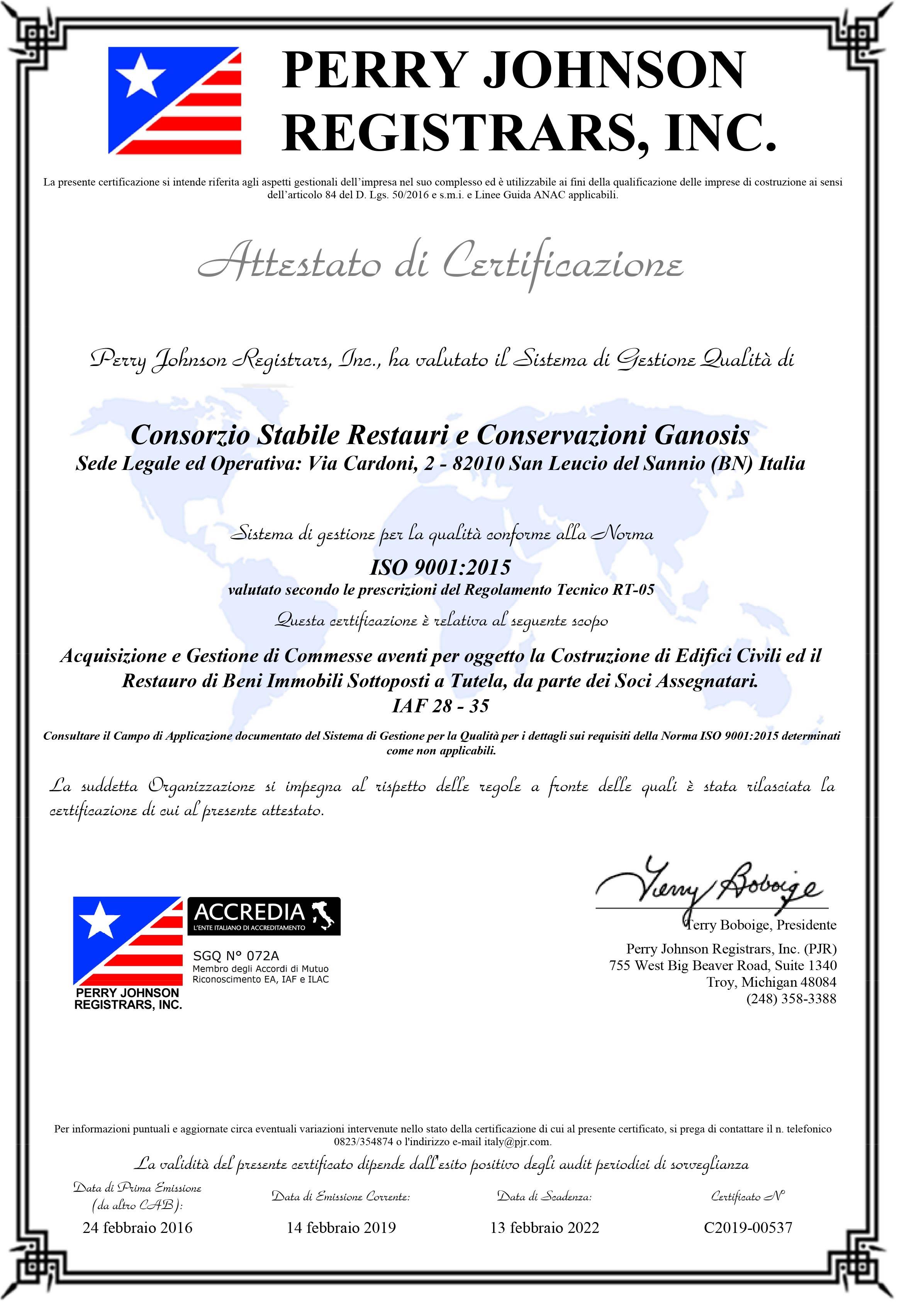 CERTIFICATO-GANOSIS-9001